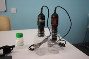 цифровые датчики кислорода и CO2