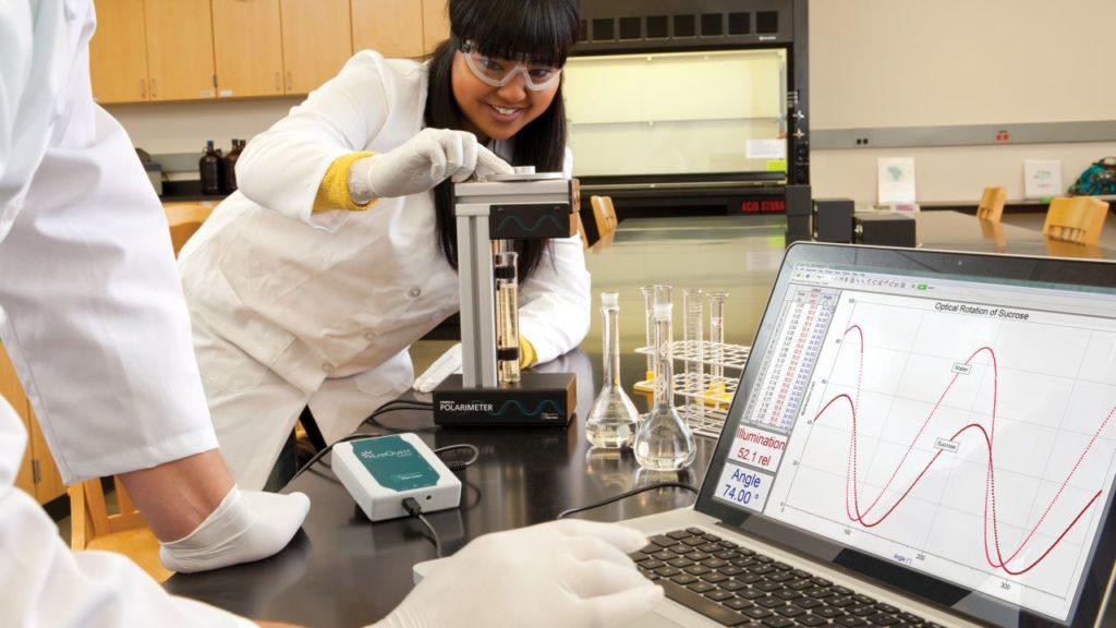 сучасний хімічний кабінет