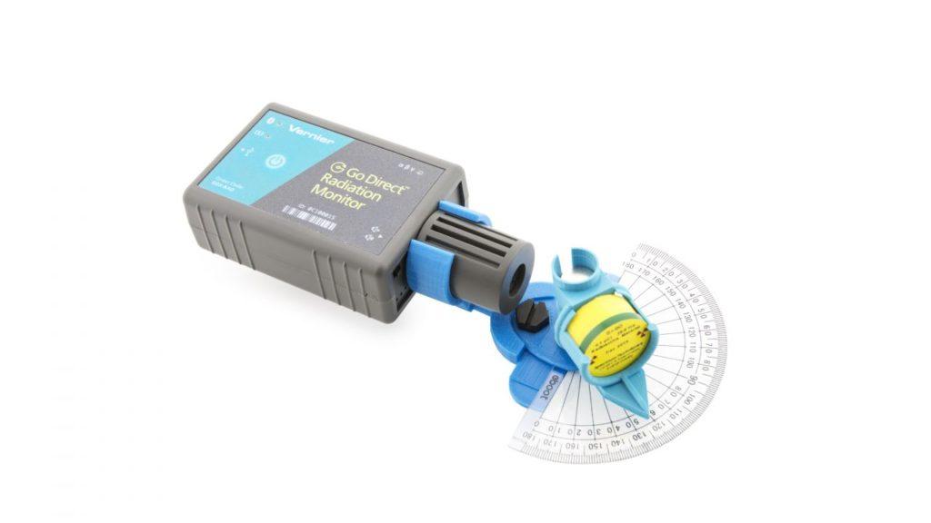 радіаційний спектрометр