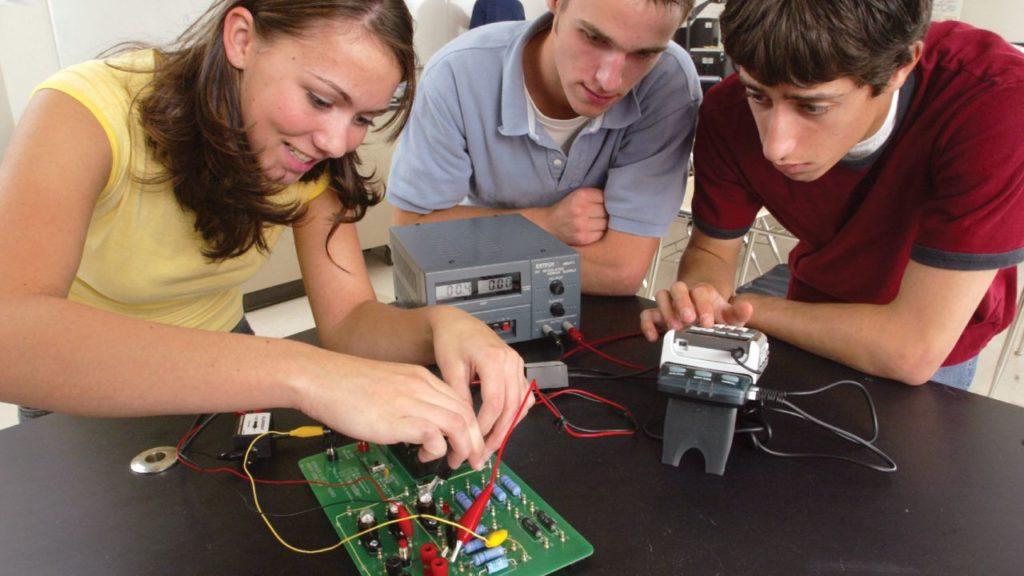 лабораторна робота з електрики