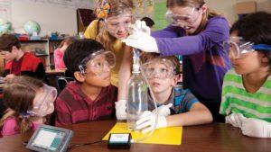 лабораторні роботи в молодших класах