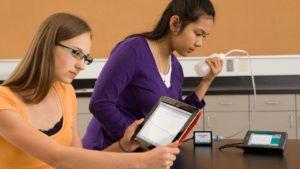 проведення дослідів учнями на уроці