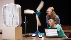 урок вивчення одержання енергії з вітру