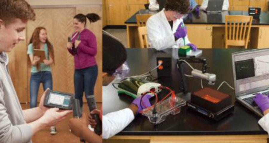 оснащення біологічних класів