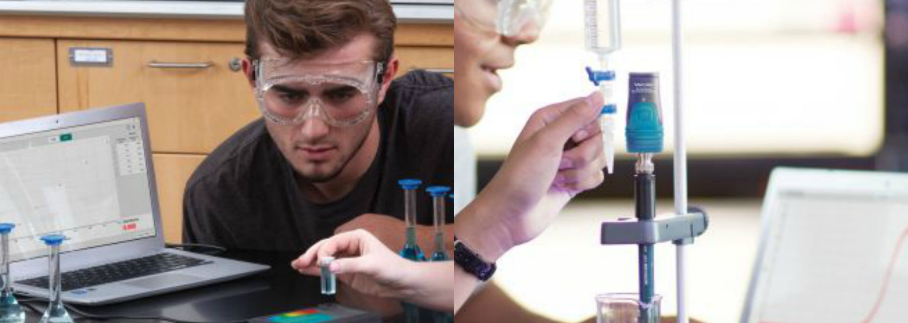 оснащення хімічних класів