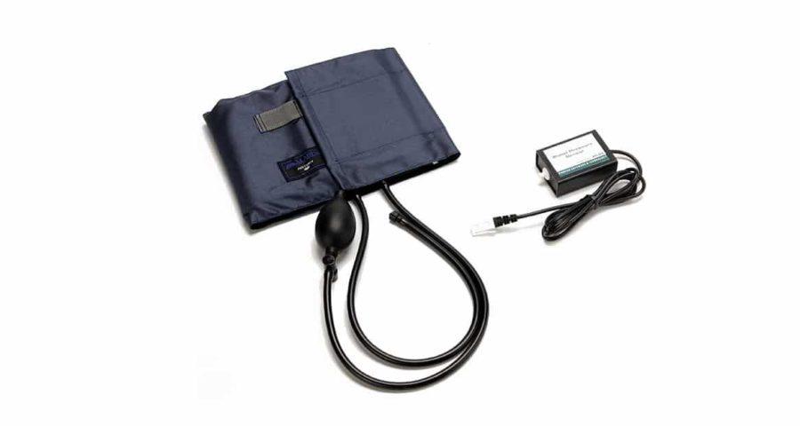 сенсор кровяного давления человека