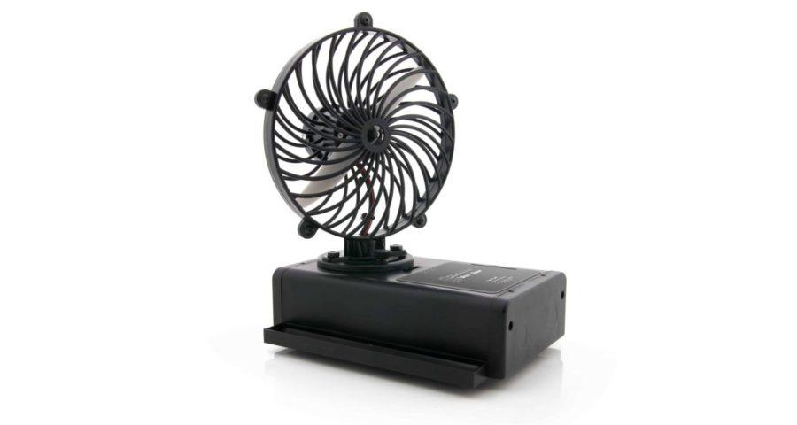 лабораторні роботи з вентиляторним візком