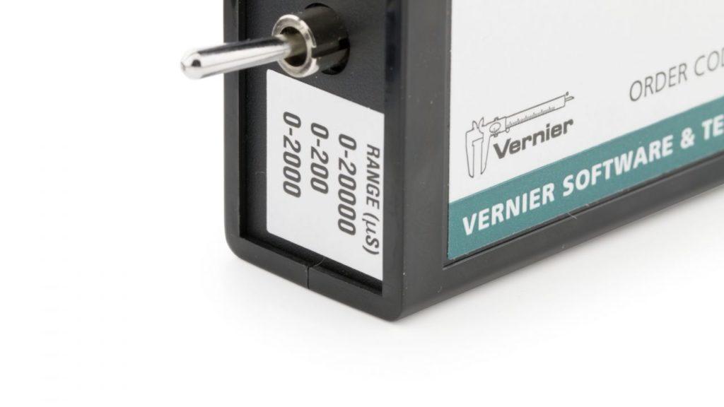 трьохдіапазонний датчик провідності з регулятором
