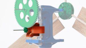 разборный электрический генератор для обучения