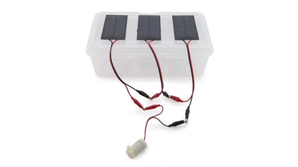 сонячний генератор енергії