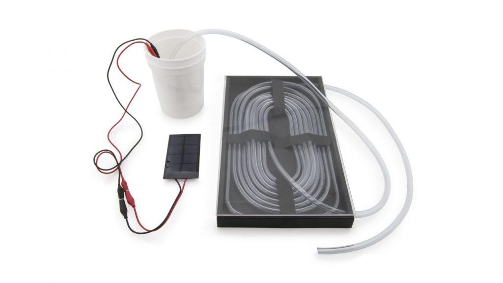 сонячний акумулятор тепла