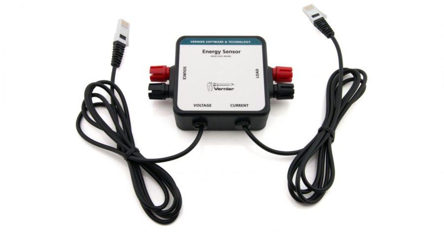сенсор оцінки напруги, струму, потужності і енергії