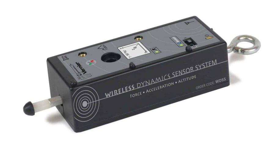 беспроводные датчик силы и акселерометр