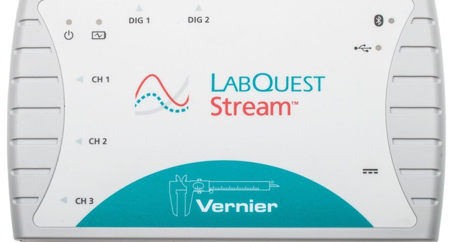 labQuest Stream
